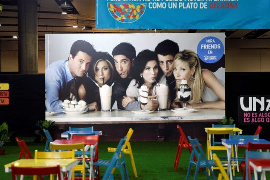 """Durante diez temporadas Mónica, Ross, Rachel, Phoebe, Chandler y Joey se convirtieron en una referencia televisiva gracias a la serie """"Friends""""."""