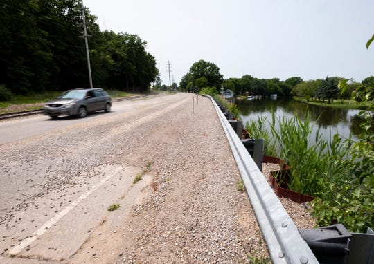 The portion of St. Clair Highway that was sinking into the river has reopened. The highway was first closed in Spring 2013, about two years after it was rebuilt with federal funds.