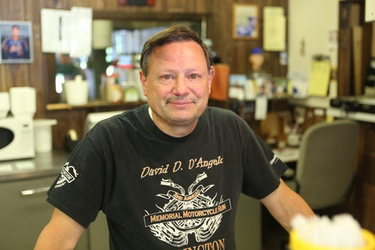 Michael Signorelli, owner of Take 5 Deli in the City of Poughkeepsie.