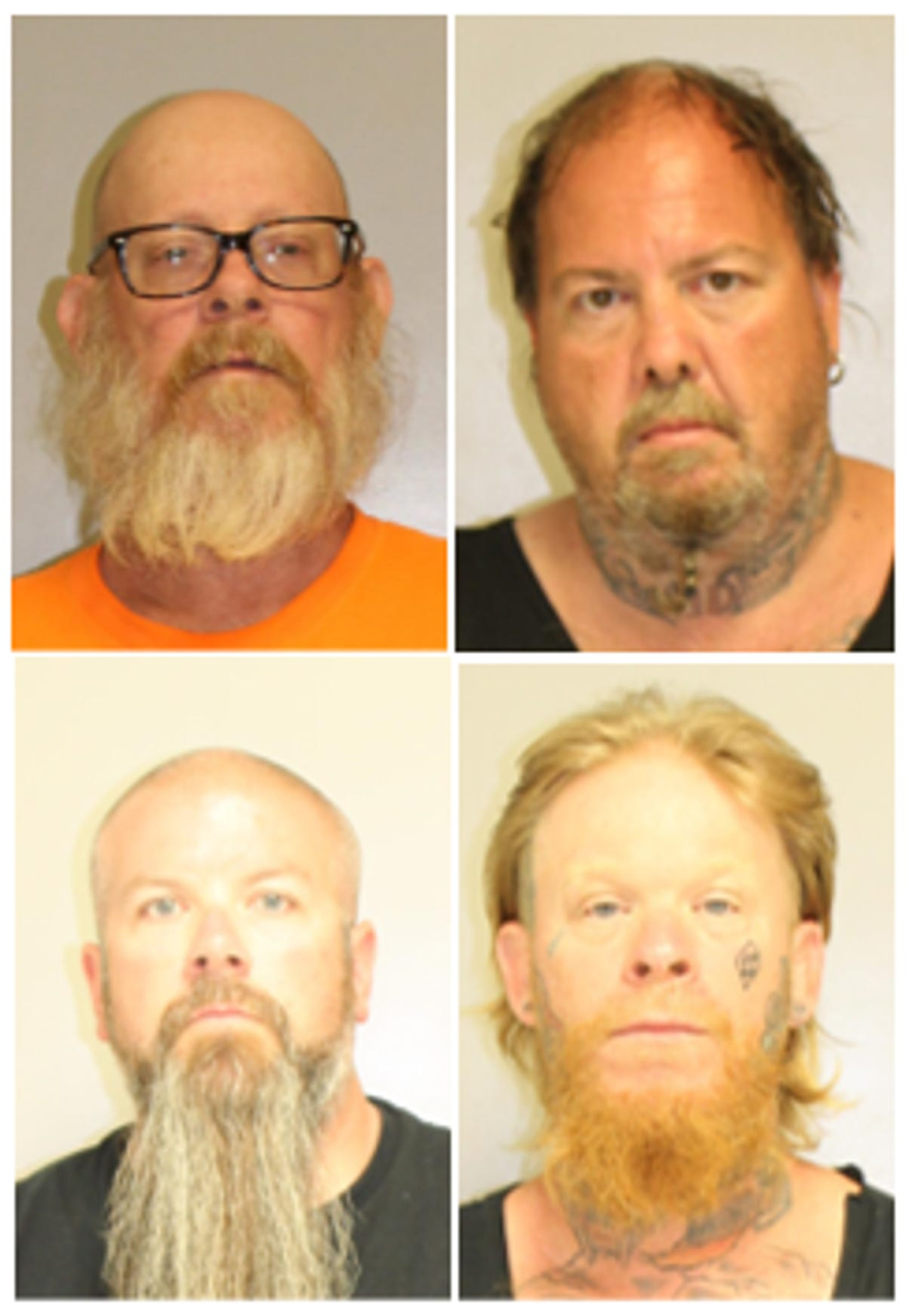 Pagan's motorcycle gang members threaten Franklin County man