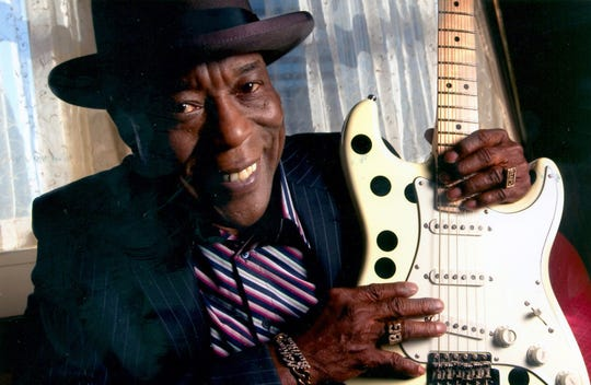 Blues great Buddy Guy will appear at the Freeman Stage in Selbyville at 7 p.m. Monday, July 15. Tickets are $59.