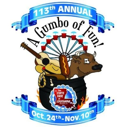 """A Gumbo of Fun"" is the theme for the 113th State Fair of Louisiana."