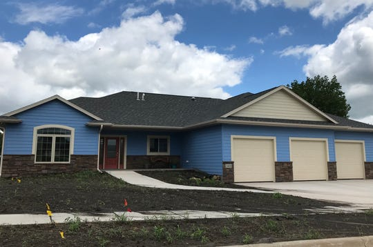 This new home, located in the Copper Creek neighborhood of east Sioux Falls at 7408 E. Dillon Creek Dr., sold for $613,000, topping our weekly Sioux Falls metro home sales report for the week of May 20.