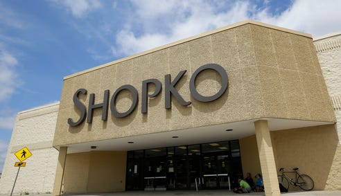 The site of the former Shopko store, as seen on Friday, July 5, 2019, in downtown Stevens Point, Wis. Shopko's closure in April leaves residents and business owners wondering what comes next for downtown. Tork Mason/USA TODAY NETWORK-Wisconsin