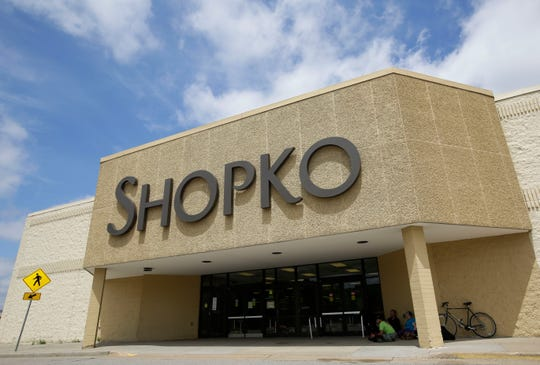 The site of the closed Shopko store, as seen on Friday, July 5, 2019, in downtown Stevens Point, Wis. Shopko's departure in April leaves residents and business owners wondering what comes next. Tork Mason/USA TODAY NETWORK-Wisconsin
