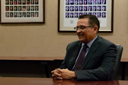 After more than 25 years in the position, El Paso County District Attorney Jaime Esparza announced Tuesday, July 9, 2019, that he will not seek re-election.