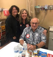Eye Associates and the SurgiCenter of Vineland recently held its annual American Red Cross blood drive.