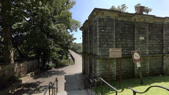 The Old Croton Aqueduct in Ossining, photographed July 9, 2019, is one of the few parcels of state owned property in Westchester County that is taxed. Very few parcels of state owned property in the county are taxed, depriving the county and local municipalities of tax revenue.