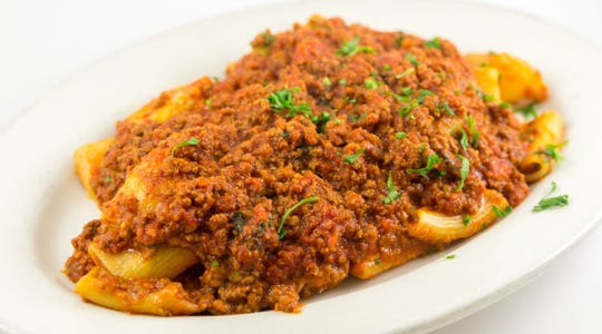Route One in Larchmont is all about heaping portions of pasta.