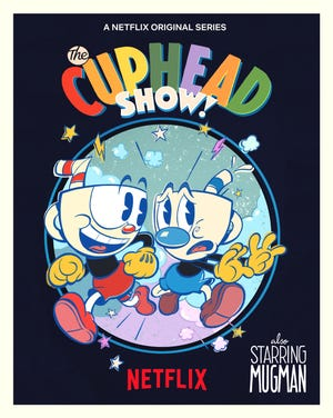 Classic cartoon-inspired video game 'Cuphead,' made for Xbox One, PCs and Nintendo Switch will become a TV series on Netflix.