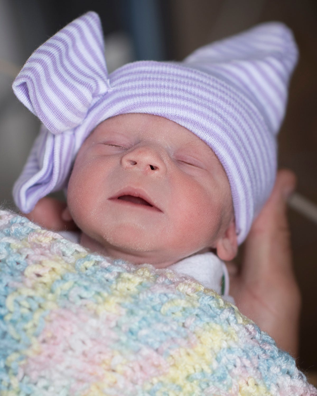 First baby born in US from uterus of dead donor at Cleveland
