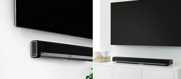 You can't have a great home theater setup without a high-quality soundbar, like the Sonos Playbar.