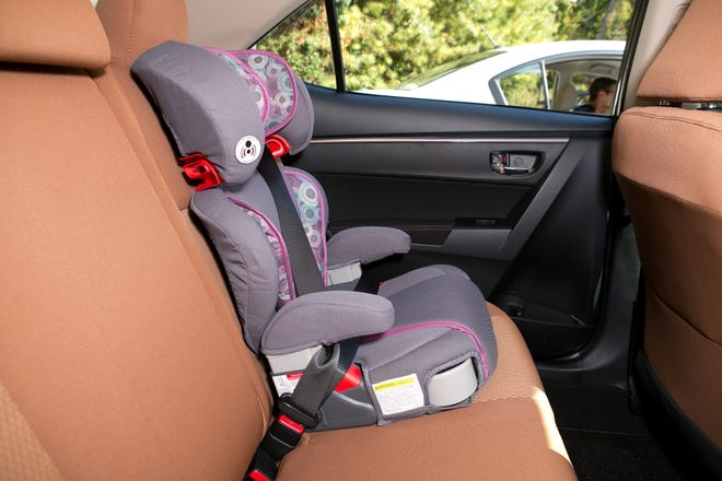 More than half of the children who die of heatstroke in cars every year are left their unintentionally by a caretaker, according to researcher Jan Null who runs the site NoHeatStroke.Org.
