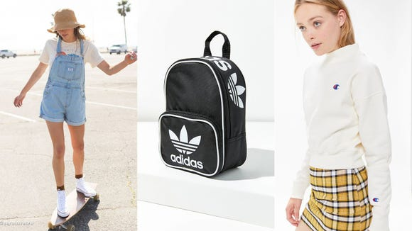 Take up to 40% off select Champion, Levi's, Adidas, and other sporty apparel at Urban Outfitters.