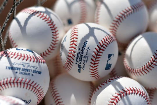MLB insists the league's balls aren't juiced.