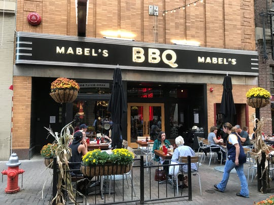 Cleveland-style BBQ? Yes, it's a thing, and it's delicious, at celebrity Chef Michael Symon's Mabel's BBQ is in the heart of Cleveland's restaurant row, on pedestrian-friendly East 4th Street. And now he's opened a second location at the Palms in Las Vegas.