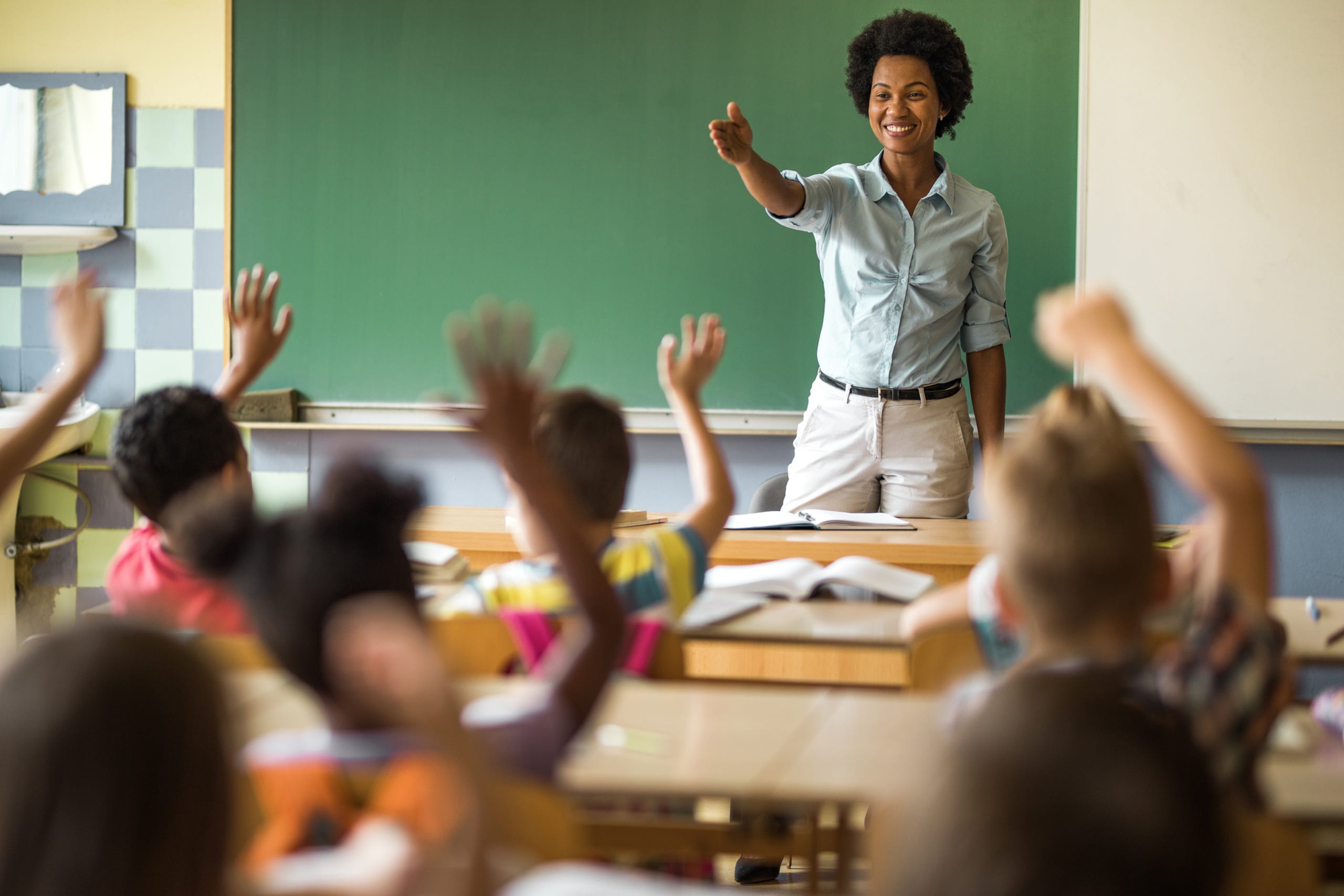 Best States For Teachers 2019 The states where it's best (and worst) to be a teacher