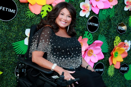 Abby Lee Miller attends Lifetime's Summer Luau on May 20, 2019 in Los Angeles, California.