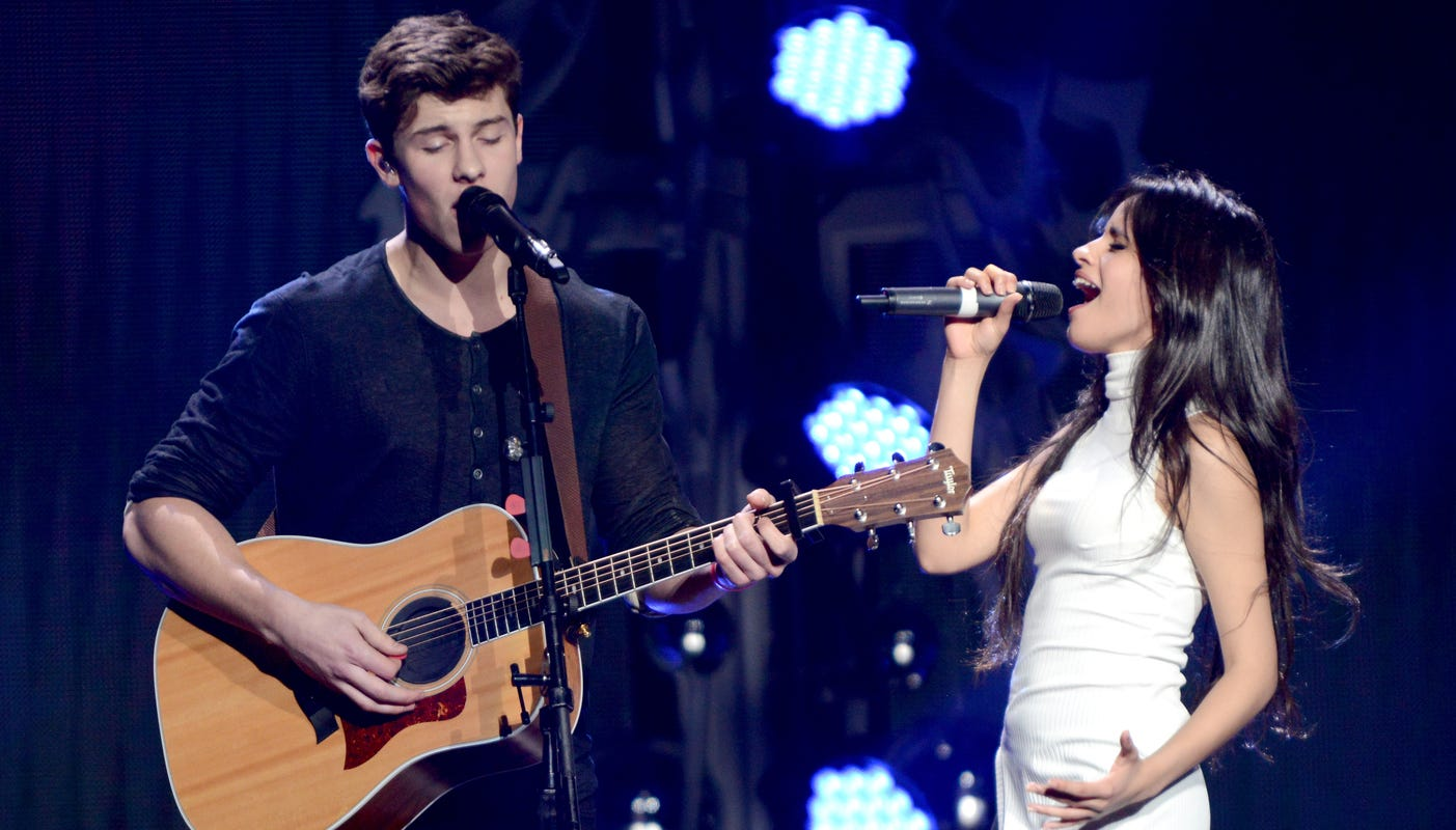And the 2019 VMAs performers are: Camila Cabello, Shawn