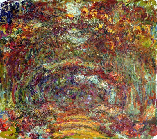 An exhibition being billed as the first in more than two decades to cover the end of Monet's life and career can be seen in Fort Worth this summer.