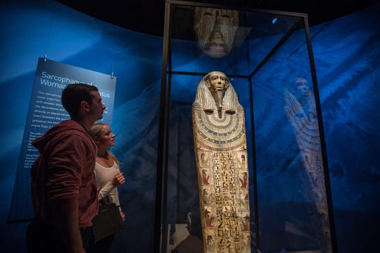 The Arizona Science Center is hosting 40 human and animal mummies from around the world – not just from Egypt, but other countries, including Germany and Hungary.