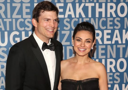 "Mila Kunis and Ashton Kutcher launched their own bottle of wine, dubbed Quarantine Wine, with all proceeds going toward coronavirus relief efforts, they announced April 19.   ""100% – that's right – 100% of the profits will go to a handful of charities that we have vetted for you and are so proud of during this time,"" Kunis told followers in a video announcement. ""Anything from feeding families who have fallen on hard times..."" ​​​​​​​ ""... To supplying PPE equipment to frontline medical workers,"" Kutcher added. ""To helping small businesses and people who are in distress recover."""