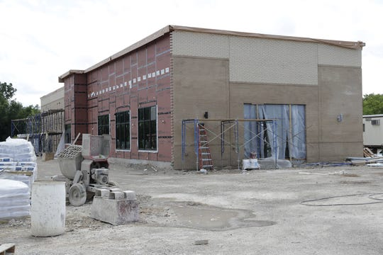 The first Chick-fil-A in northeast Wisconsin is under construction at 3775 W. College Ave. in Grand Chute.