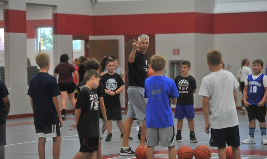 Youngesters at the Next Level Basketball 419 Camp spent a week learning from some of the best coaches in Ohio.
