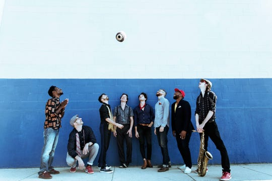 The Chicago Afrobeat Project performs in Waterbury Center on July 20 and in Manchester on July 21.