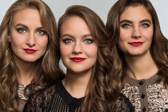 The Quebe Sisters play July 24 at Higher Ground in South Burlington.
