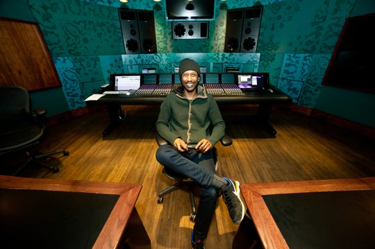 West African singer-songwriter Daby Toure performs July 19 at Higher Ground.