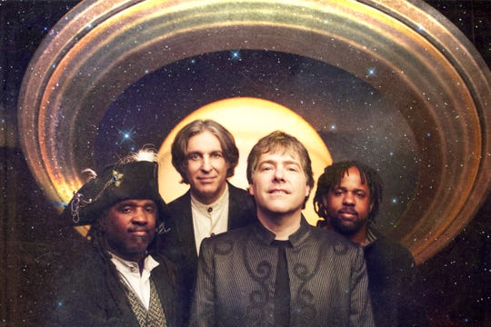 Bela Fleck & the Flecktones return to Burlington for a Dec. 7 concert at the Flynn Center.