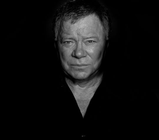 "William Shatner presents the film ""Star Trek II: The Wrath of Khan"" at the Flynn Center on Jan. 16."
