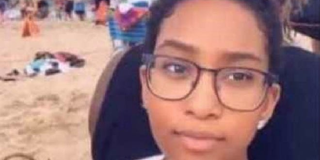 The parents of a Middletown teenager who mysteriously disappeared in Michigan are desperately trying to track her down because they believe she could be in danger.