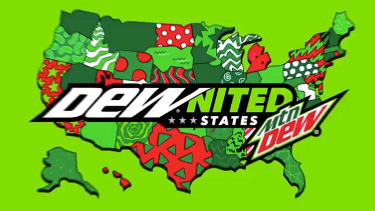 Mountain Dew unveils special edition Upper Peninsula label after flub