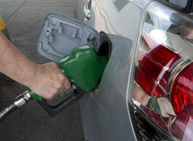 AAA Michigan says average gas prices statewide have risen about 4 cents from a week ago to about $2.85 per gallon.