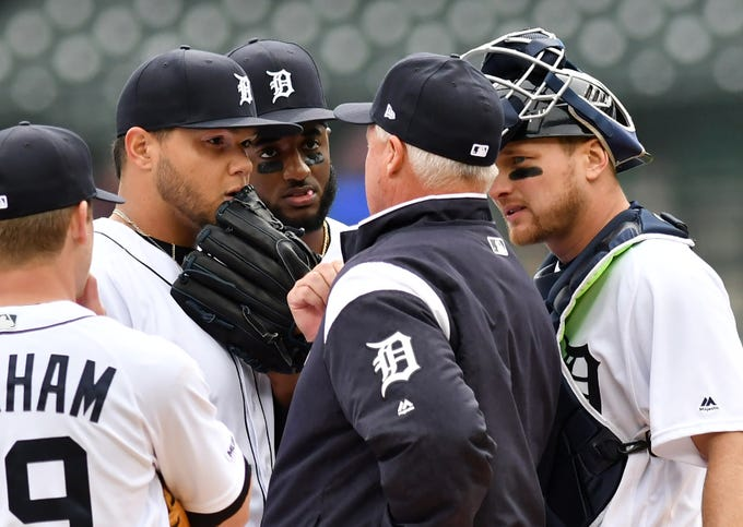 Go through the gallery to see The Detroit News' midseason grades for the 2019 Detroit Tigers, compiled by Chris McCosky.