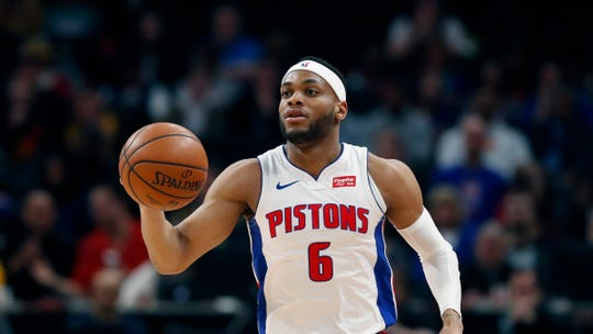 Image result for bruce brown pistons usa today sports