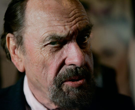 """Actor Rip Torn attends the New York premiere of """"Marie Antoinette"""" in 2006."""