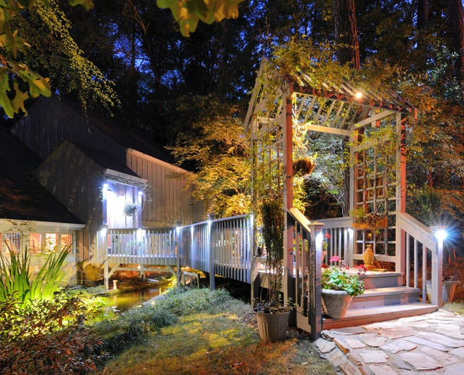 Outdoor lighting can improve safety and security and enhance your aesthetic.