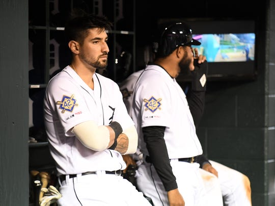 The Tigers entered the All-Star break 29 games under .500.