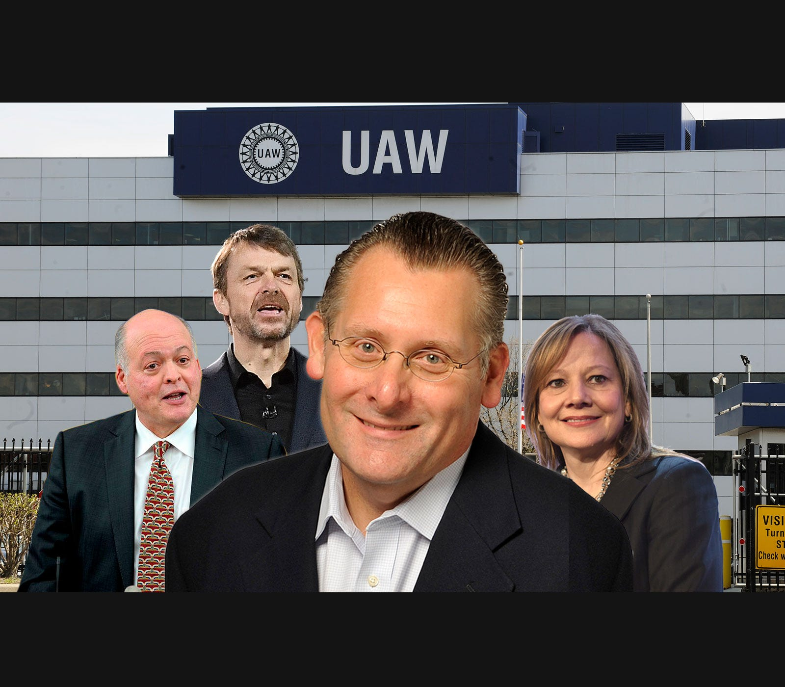 Podcast: Howes on UAW contract talks – Travel Breaking News