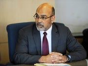Wayne County Treasurer Eric R. Sabree.