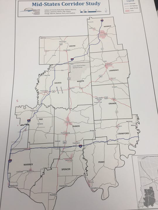 New highway project e for rural SW Indiana on i-69 tenn map, highway 69 map, i-69 road map, us interstate highway system, i 11 proposed route map, i-69 texas, proposed interstate highway map, i-69 mississippi, i-69 highway, i-269 mississippi map, i-69 indiana, i-69 expansion, interstate 69 map, i-69 maps kentucky, i-69 map arkansas, proposed interstate highways, interstate sioux falls map,