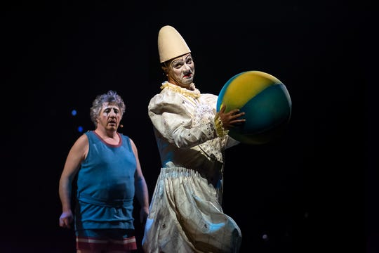 """Cirque du Soleil: Corteo"" arrives at Hertz Arena next week to tell the story of Mauro the Dreamer Clown."
