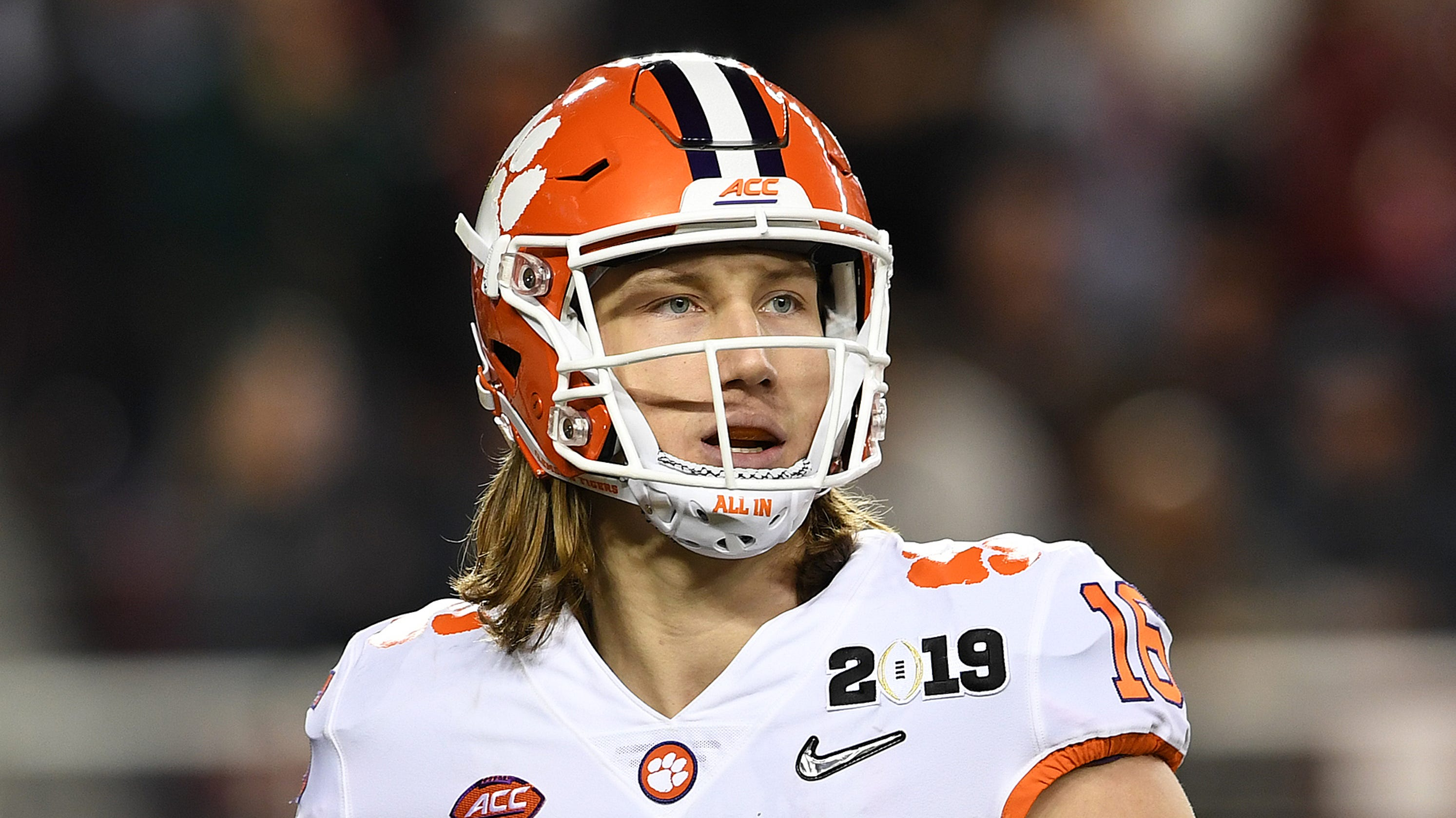 Keeping Clemson football's Trevor Lawrence in check will ...