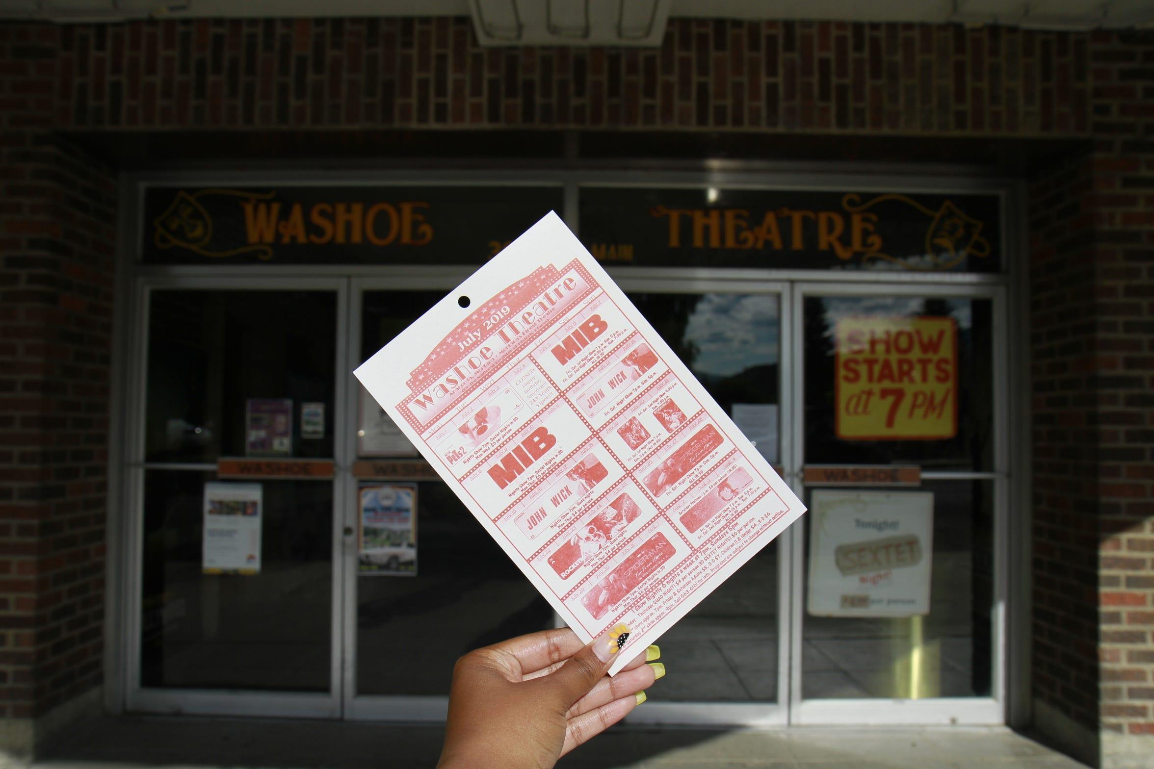 The Washoe Theatre