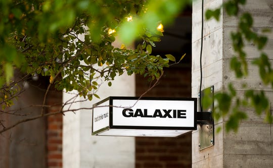 Galaxie, at 732 E. Market Street in NuLu, features a variety of tacos, as well as craft cocktails and beer.
