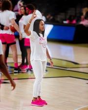 Jonneshia Pineda joins the Louisville women's basketball staff following two seasons as a Georgia Tech assistant coach.