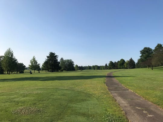Hole No. 3 at Woody Ridge Golf Course is a tough 485-yard Par 5 that is difficult to eagle or even birdie.